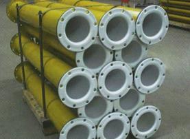 用于各种工业设备管道绝热层填充